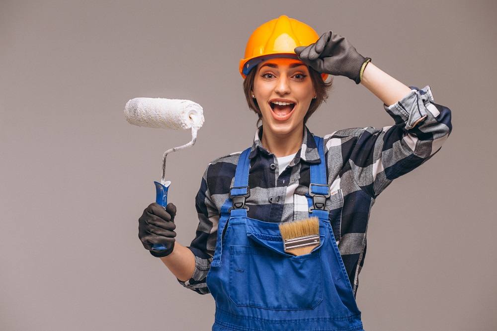 15 Cara Mengecat Rumah Dengan Hasil Memuaskan Tanpa Tukang
