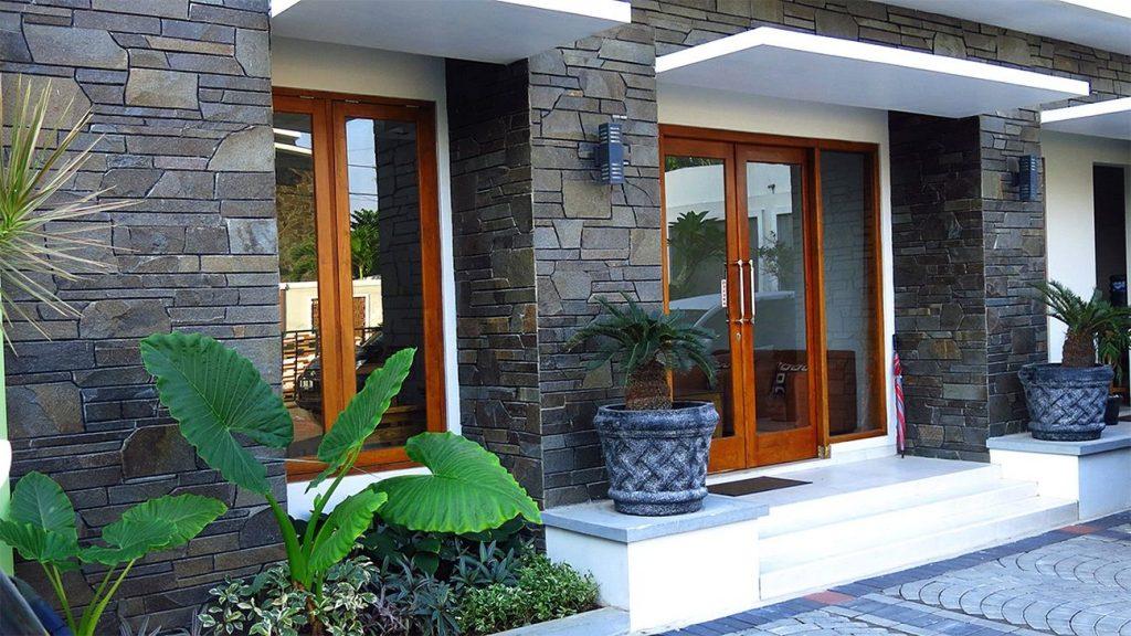 Batu Alam untuk Desain Rumah