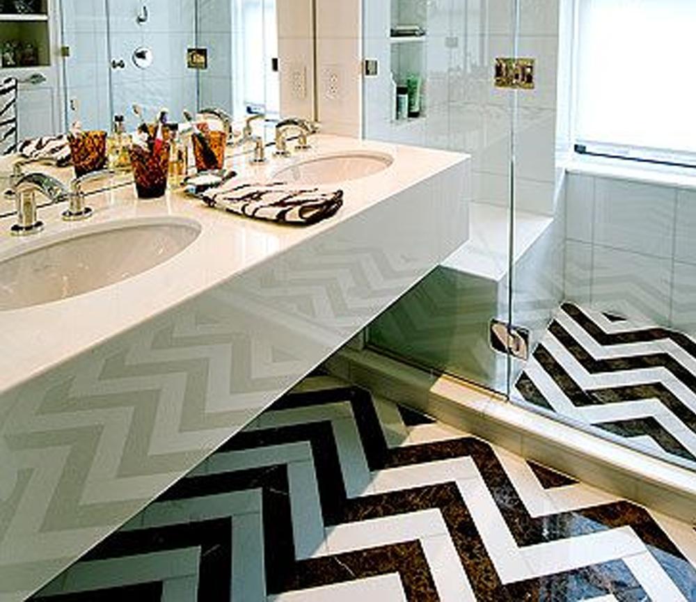 20 Inspirasi Desain Lantai Granit untuk Rumah