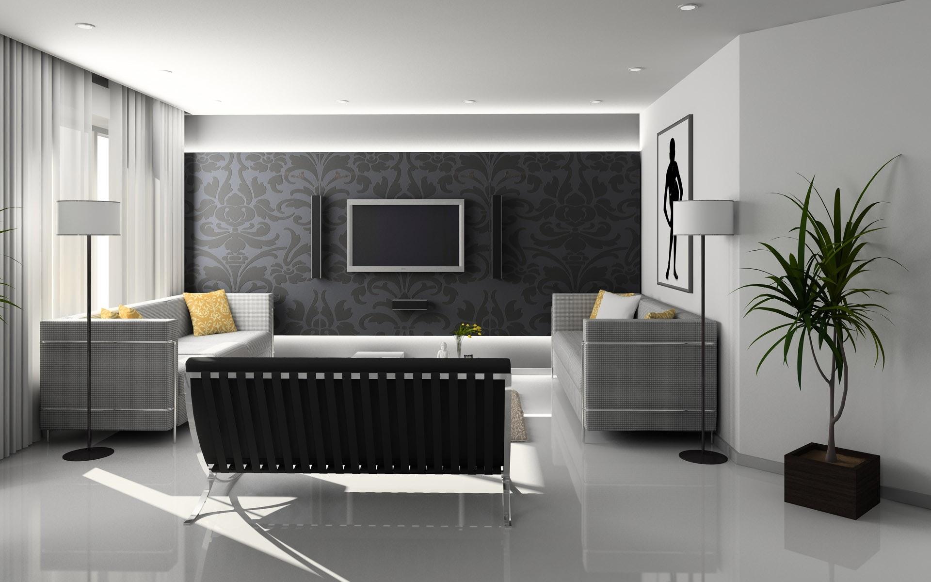 Trend Material! Material Lantai, Dinding, serta Plafond Modern Terkini 2020
