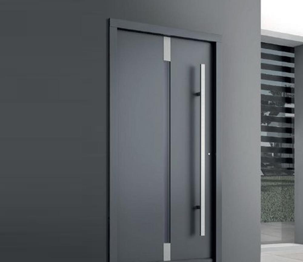 20 Inspirasi Desain Pintu Rumah Minimalis yang Keren