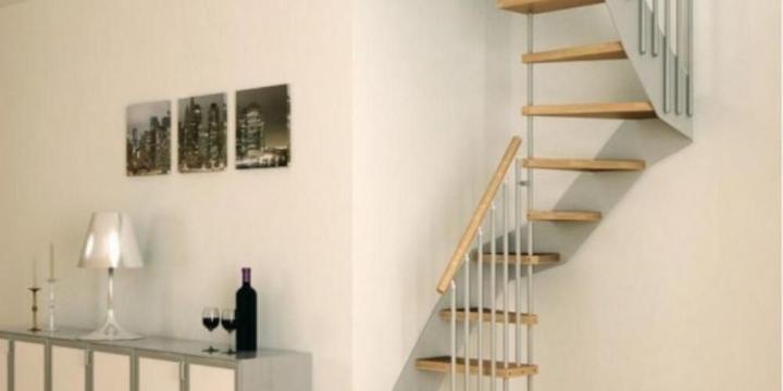 10 Desain Tangga Minimalis Untuk Rumah Kecil Sederhana