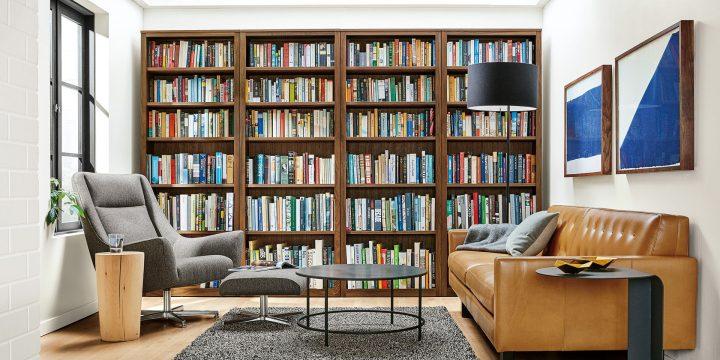 10 Inspirasi Ruang Pojok Baca Rumah yang Bikin Betah