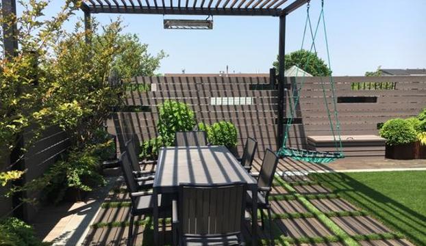 10 Desain Rooftop Garden Instragamable di Rumah Untuk Nongkrong Asyik