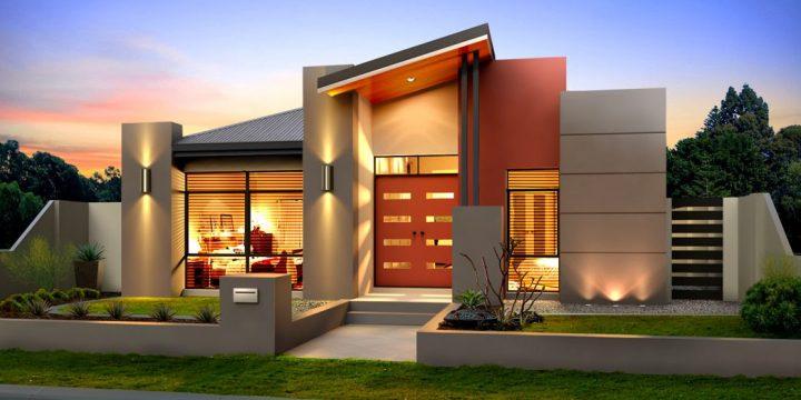 10 Inspirasi Desain Rumah Untuk Pengantin Baru