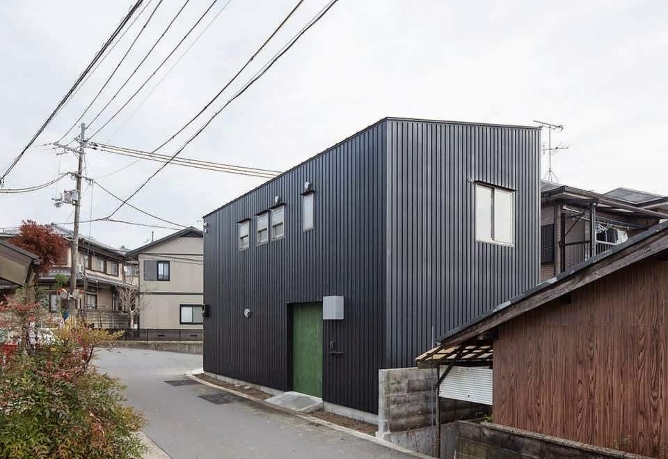 Rumah Minimalis 2021 Konsep Kontainer