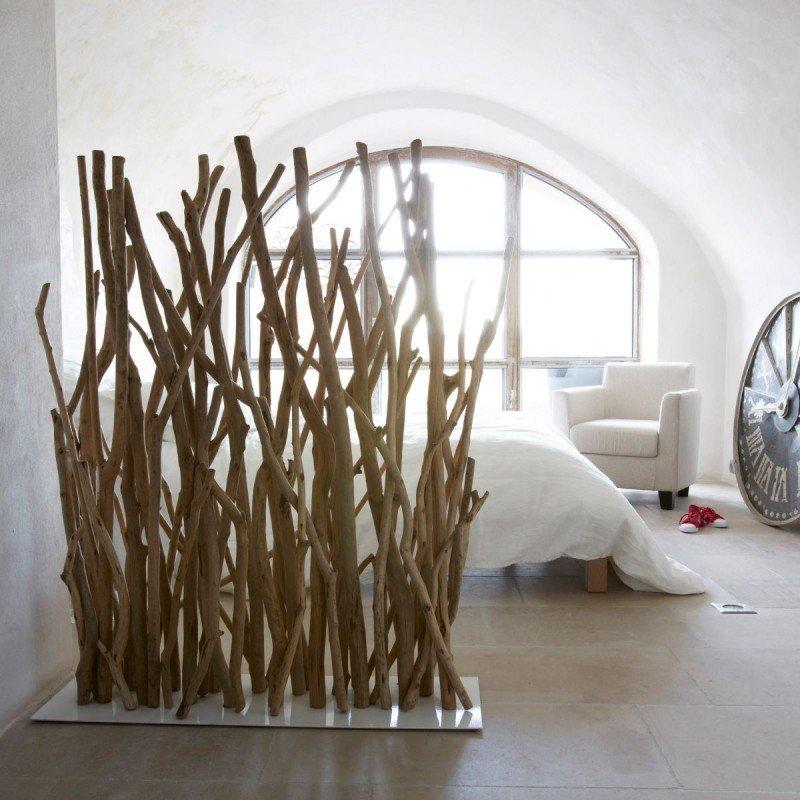 Partisi Minimalis Modern Bambu