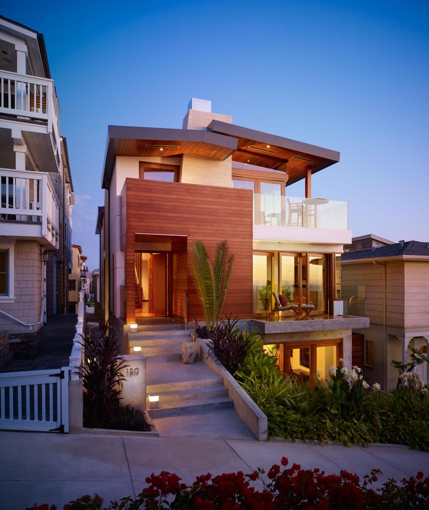Rumah Minimalis 2021 Tropis Modern