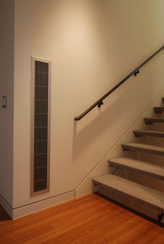 tali air dinding & tangga