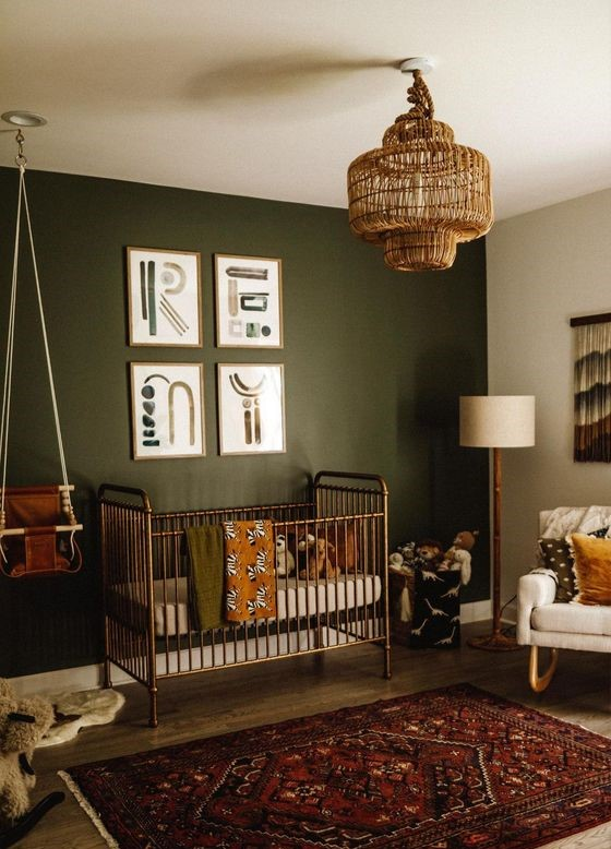 kamar ibu dan anak vintage