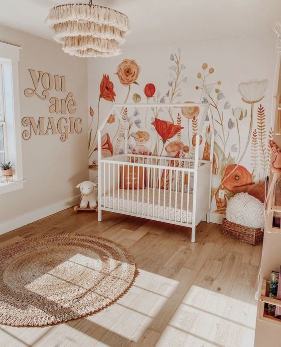 kamar ibu dan bayi bunga