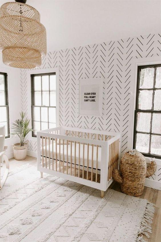 kamar ibu dan bayu hitam putih