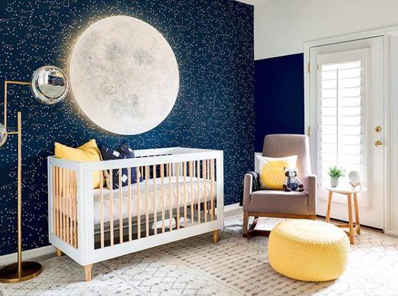 kamar ibu dan bayi luar angkasa