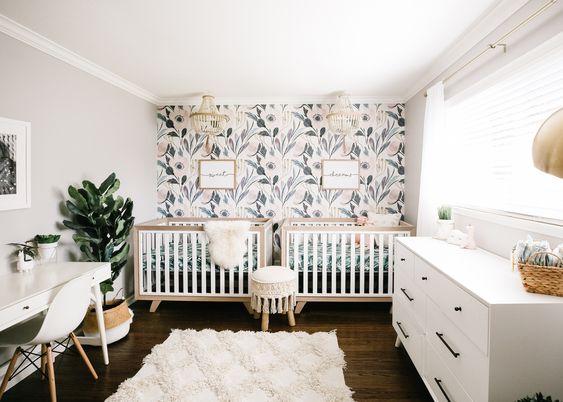 kamar ibu dan bayi kembar